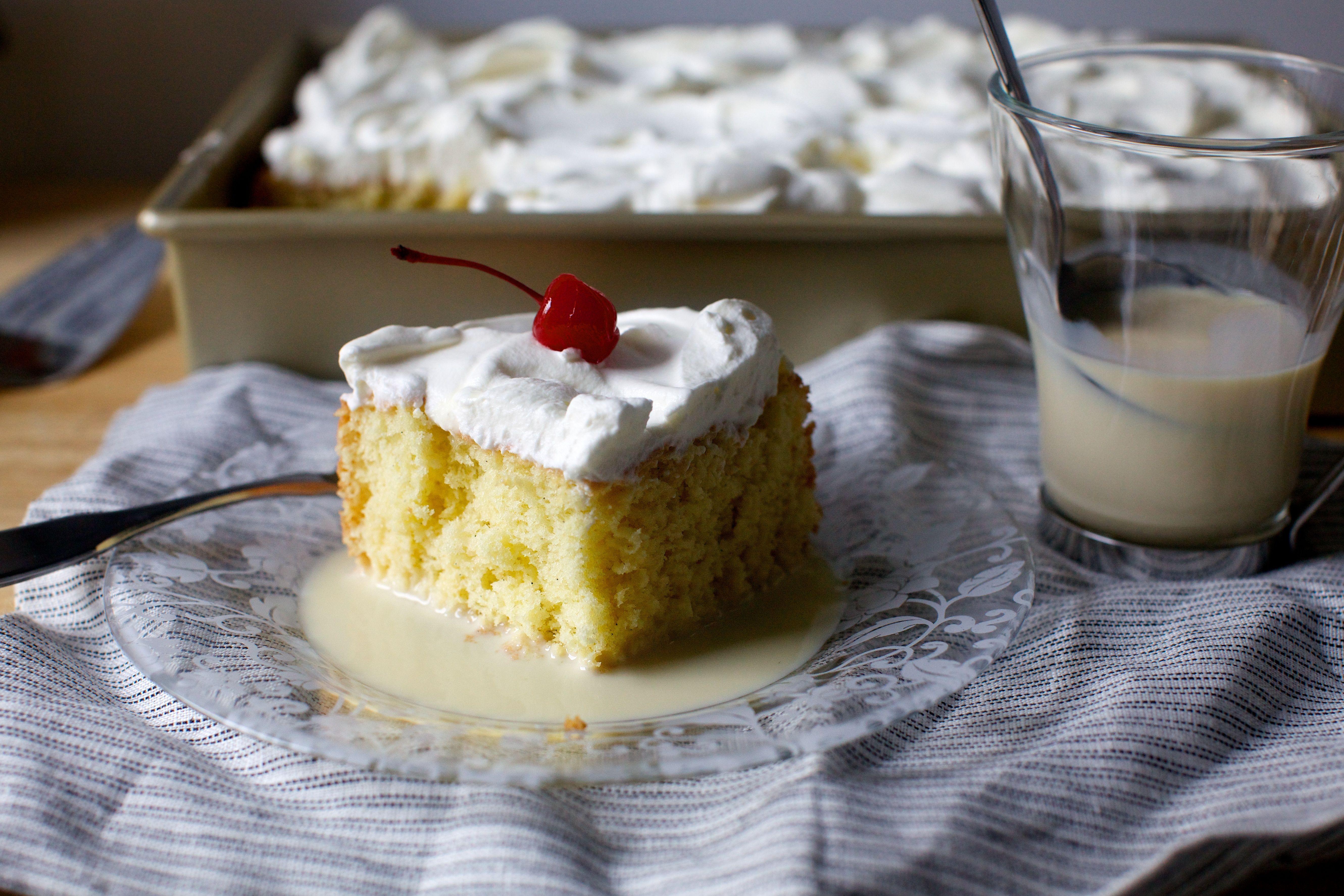 Perfect tres leches cake | smitten kitchen | It\'s a Celebration ...