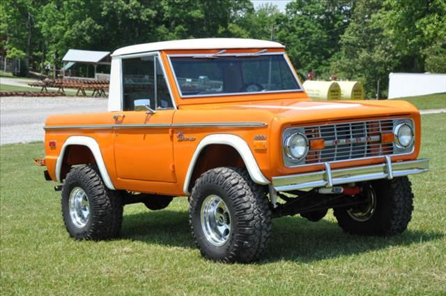 Ford Bronco 70
