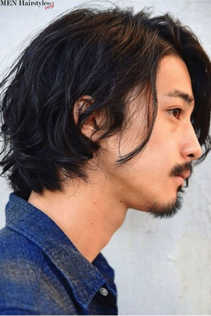 Long Hairstyles For Men Look Amazing And Longer Hair Is Something That Should Be Treasured Click Long Hair Styles Men Long Hair Styles Japanese Men Hairstyle