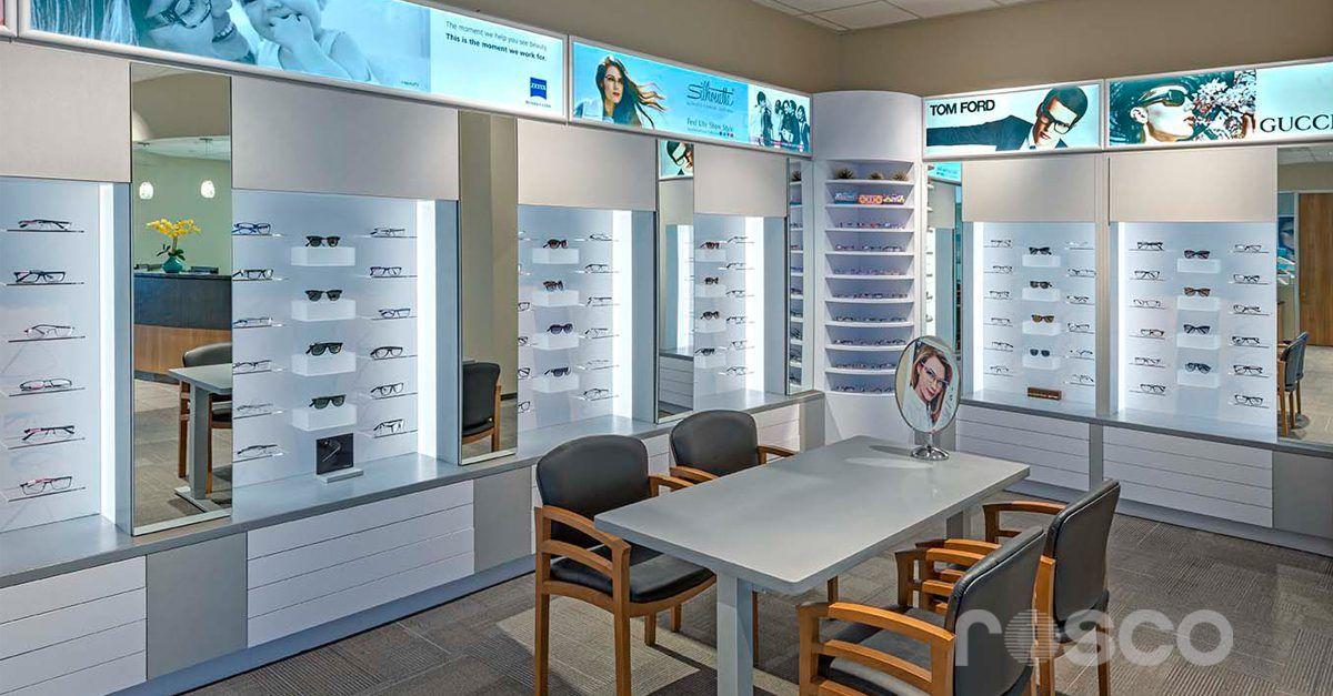 Achieving The Vision Of Houston Eye Associates Shop