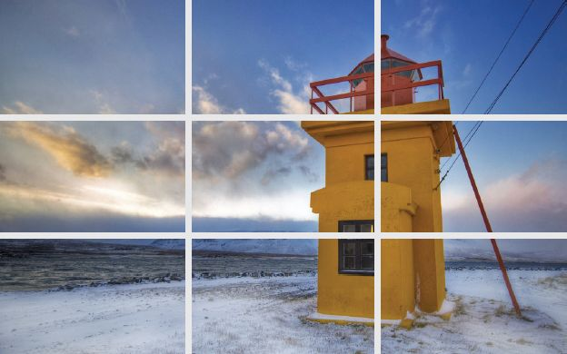 Rule of Thirds Detection from Photograph