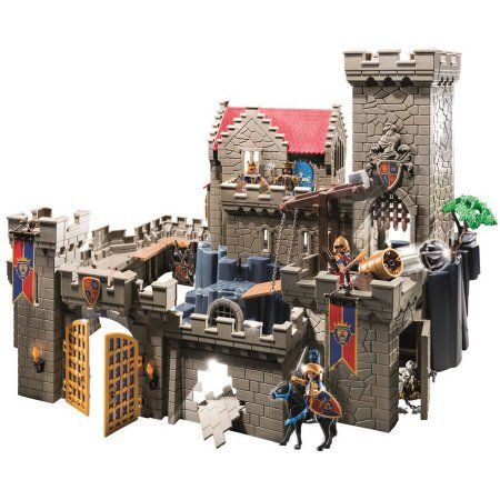 Playmobil Royal Lion Knight Castle - Walmart.com