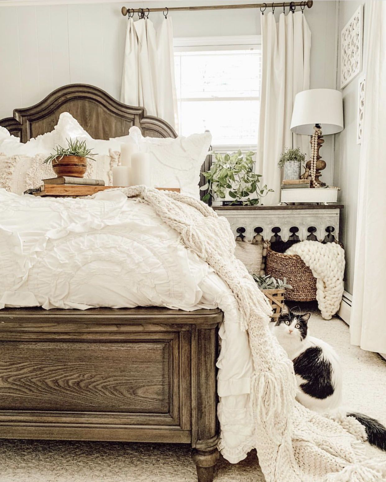 Farmhouse Bedroom Master Bedroom Cottage Bedroom Anthropologie