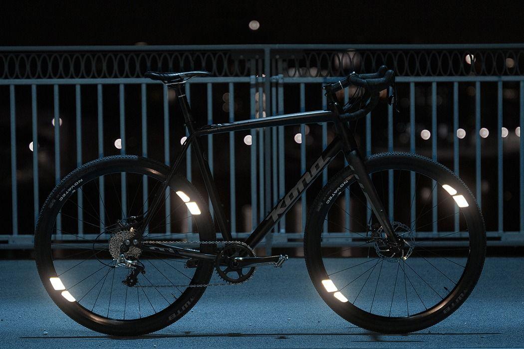 Flectr Bike Reflector 04 Reflective Bike Bike