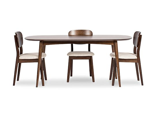 Dania Tables Juneau Dining Table I Really Want This For Our