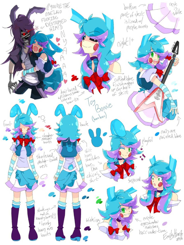 FNAF - Toy Bonnie