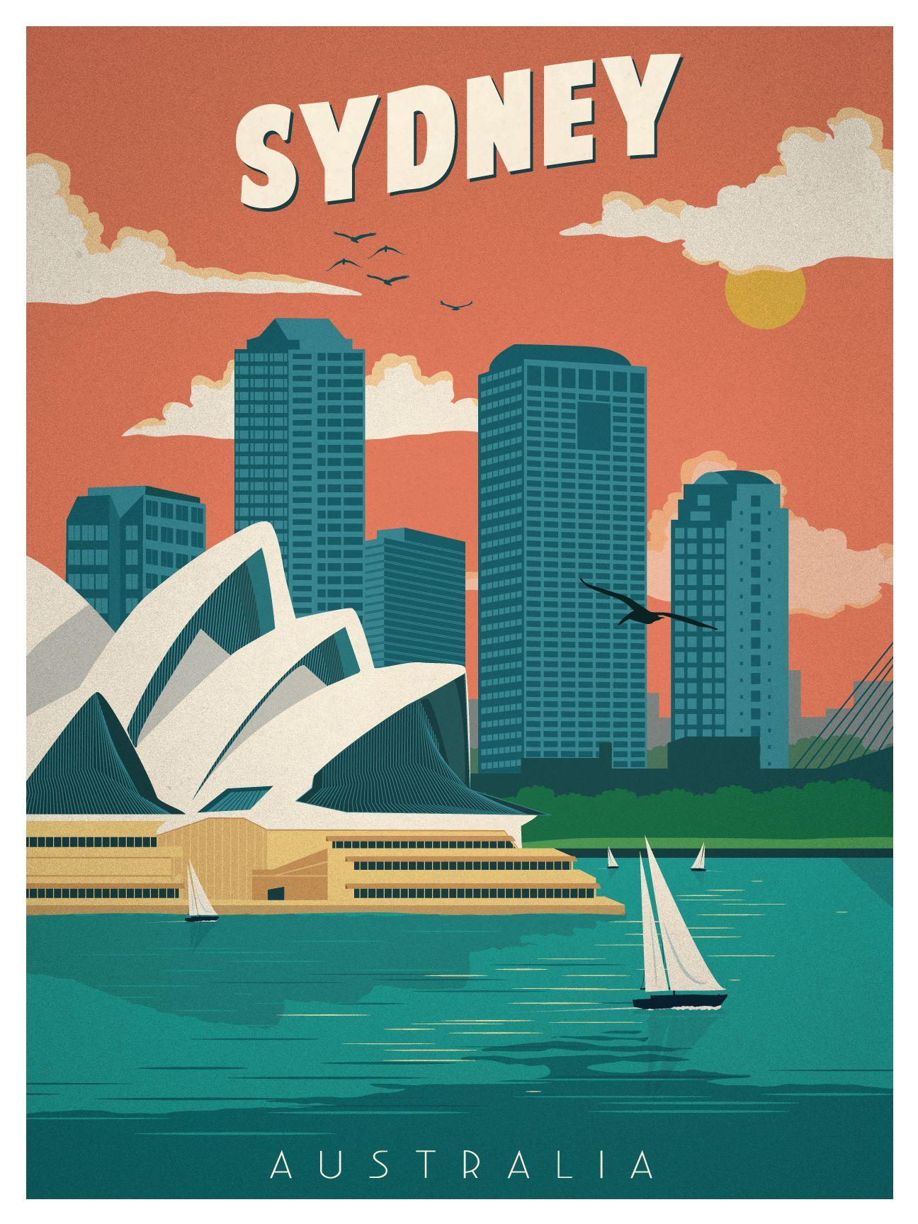 Vintage Posters For Sale Melbourne