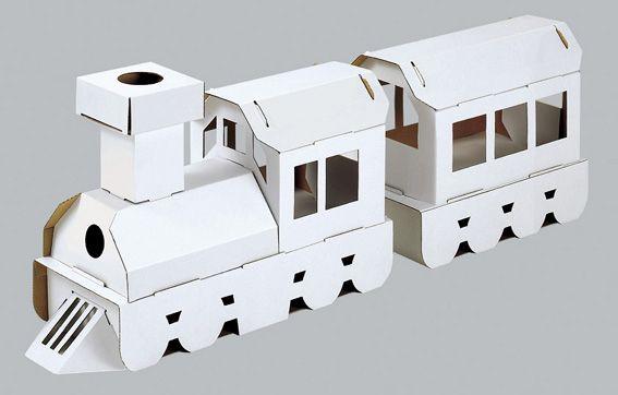 Cardboard Train Template Google Search Cardboard Train Train Template Cardboard