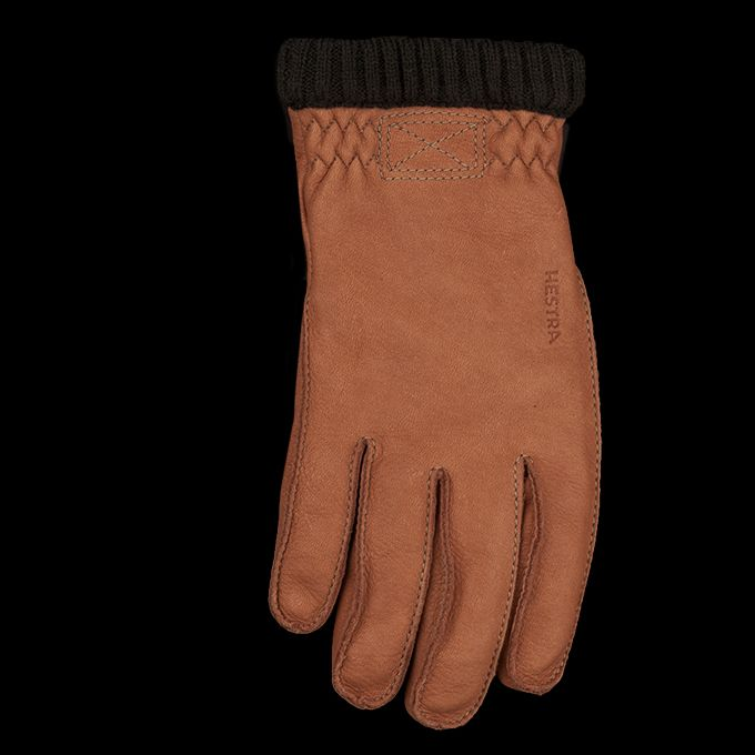 UNIONMADE - Hestra - Deerskin Gloves with Primasoft Lining in Cork