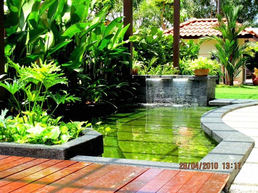 pond design bali style home u0026 garden pinterest pond design