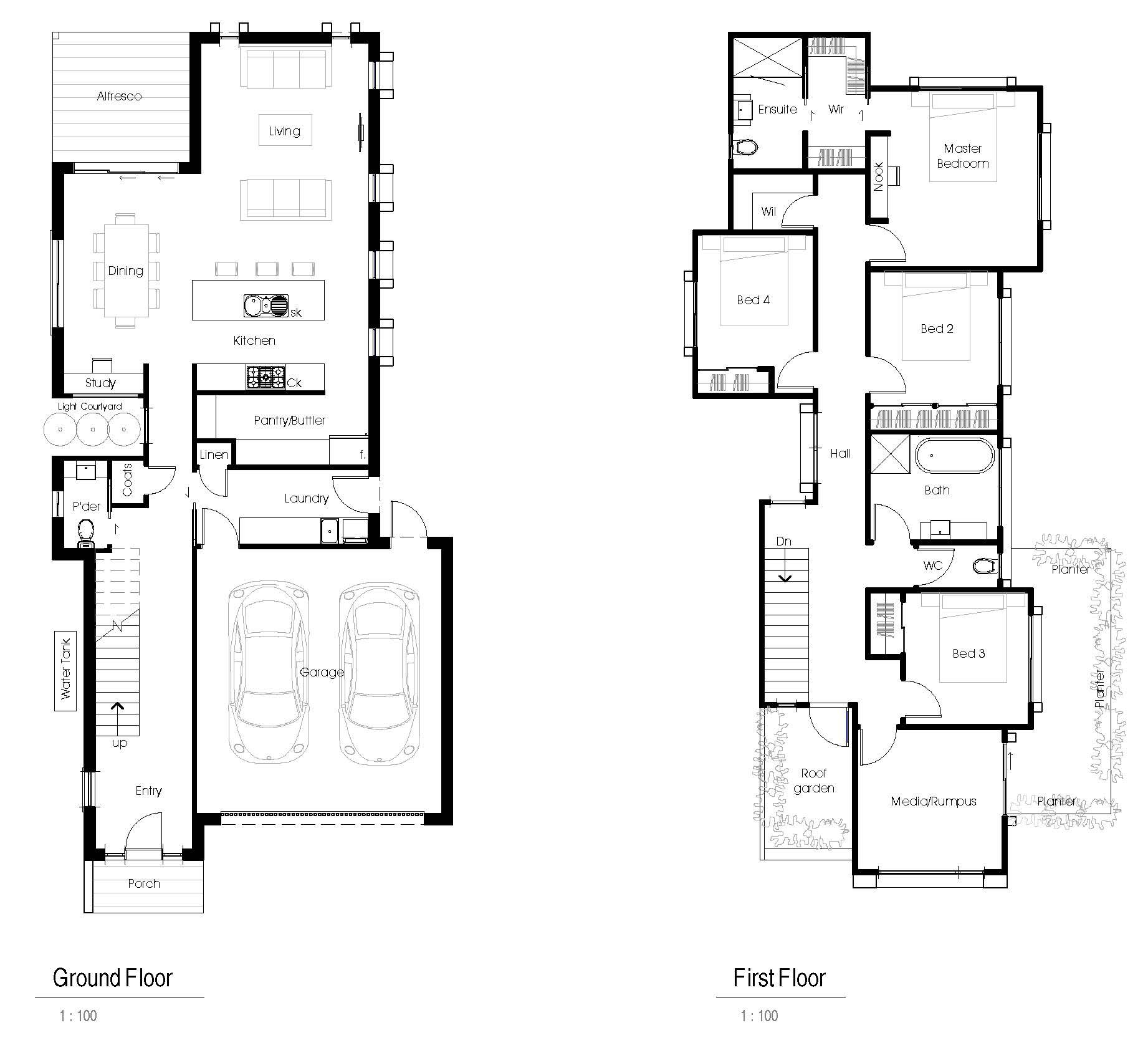 Sanctuary - Energy Efficient Home Design - Green Homes Australia ...