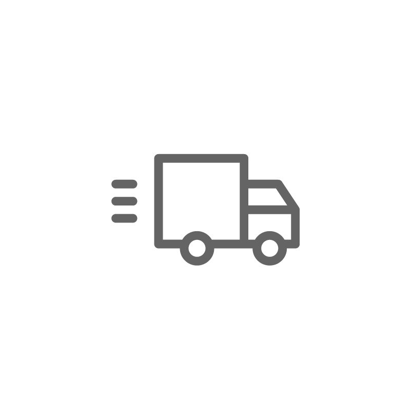 Package Delivery Line By Deemak Daksina Logotipo