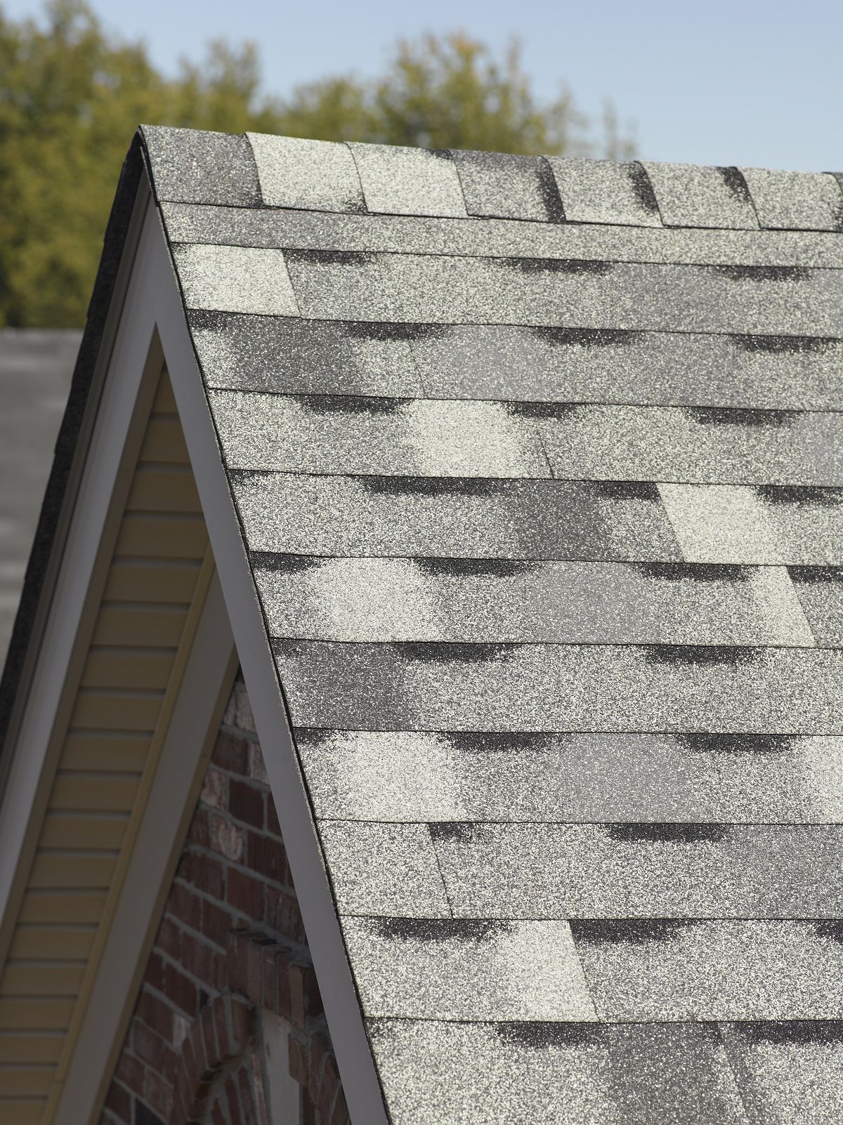 #CertainTeed Patriot Shingles In Graystone #roofing #shingles