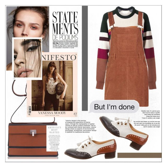 """But i'm done"" by amanda-alyssa-montalvo ❤ liked on Polyvore featuring Étoile Isabel Marant, Boohoo and Hermès"