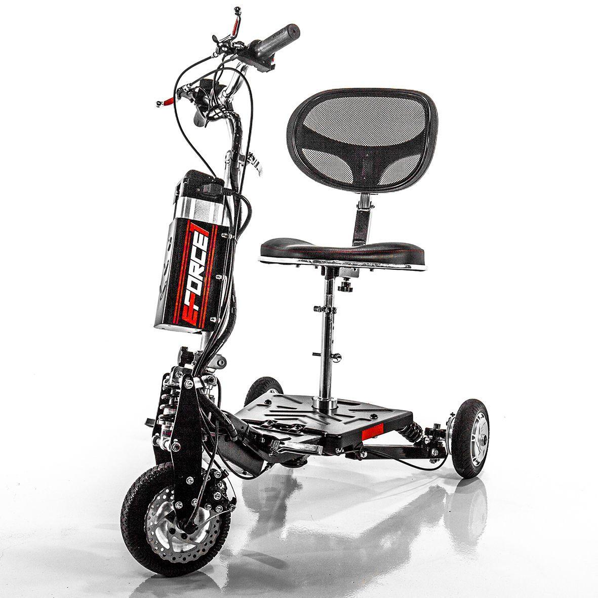 Brand New Design Wheels EForce1 Fast FOLDING Electric