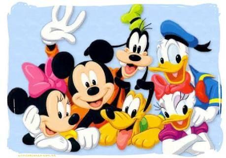 imagenes de mickey y sus amigos - Buscar con Google