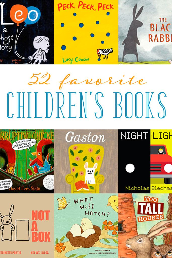 Top 52 Children's Books to Read in 2016