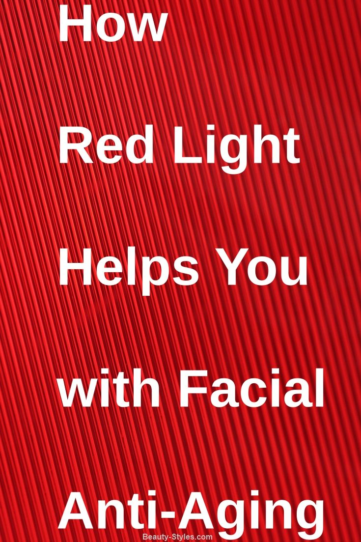 About How Red LED Light Therapy Can Help Your Skin. How it ... for Red Led Light Texture  111bof