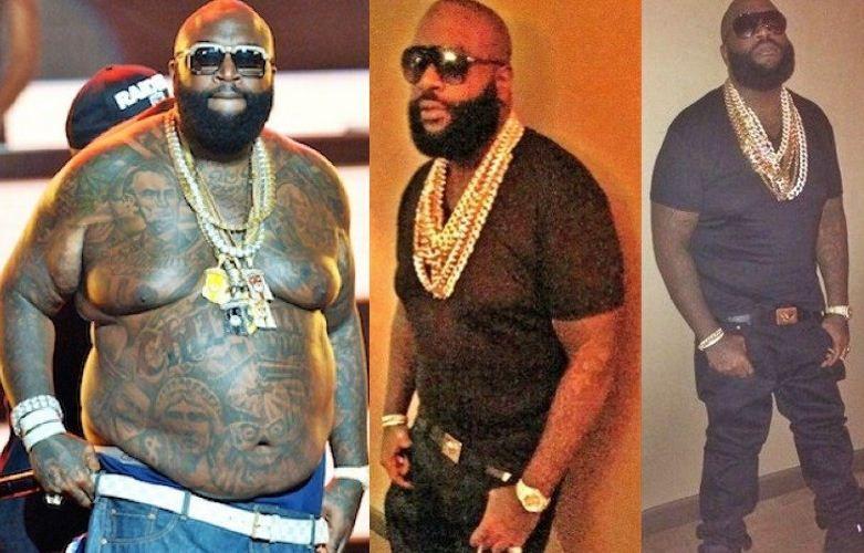 Rick ross pierdere în greutate)