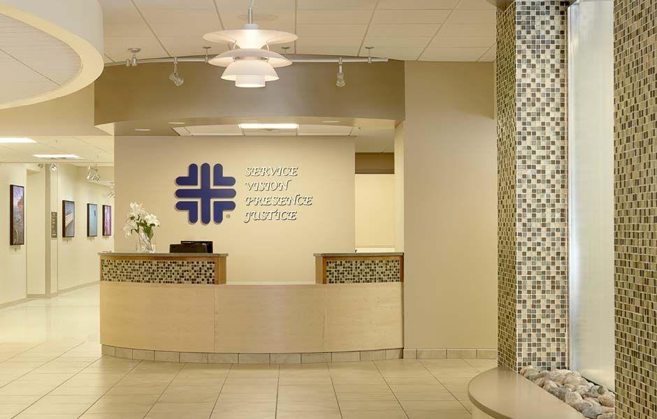 Medical Lab Reception