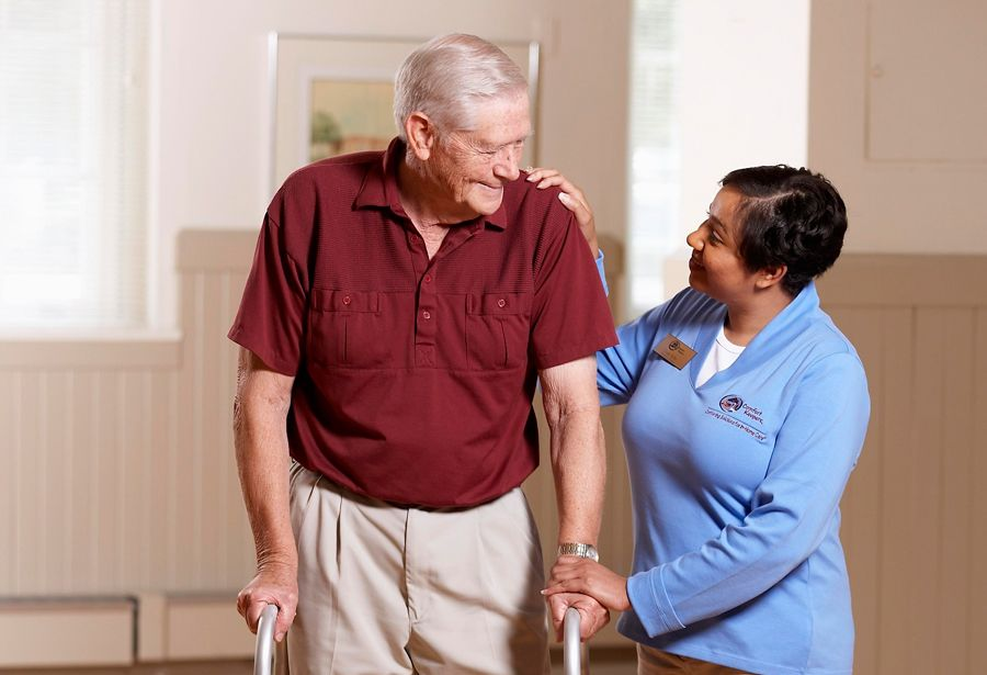 Comfort Keepers provides quality assisted living, inhome