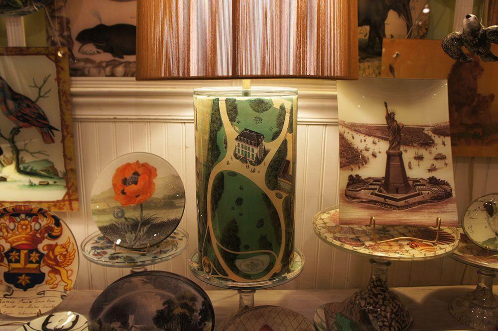 Design John Derian. Veja: http://casadevalentina.com.br/blog/detalhes/john-derian--ny-2868 #details #interior #design #decoracao #detalhes #decor #home #casa #design #idea #ideia #charm #charme #casadevalentina