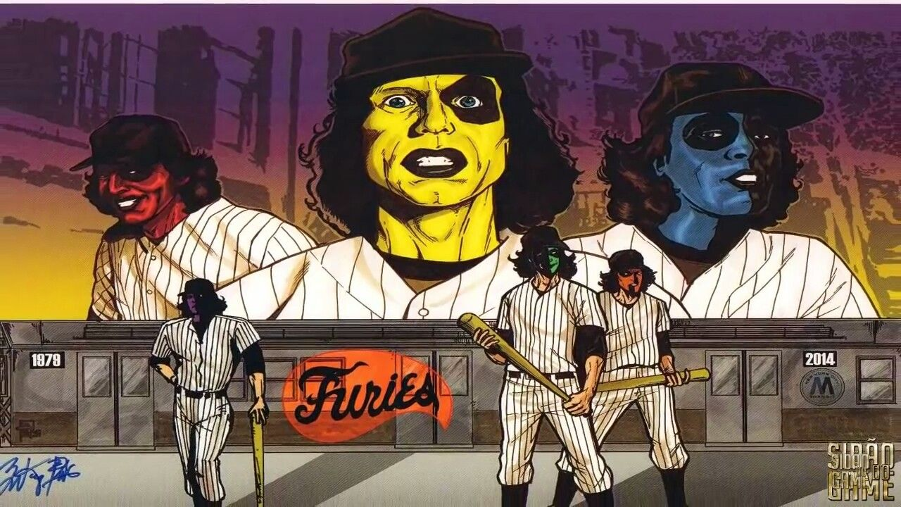 Furies The Warriors The Baseball Furies Or Simply The Furies Are A Fictional New York City Gang In 1979 They Are A G Warrior Movie Warrior Costume Warrior