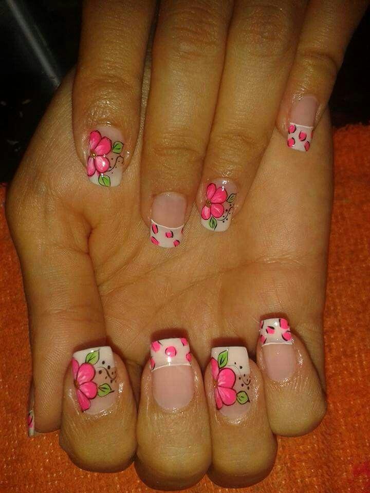 Pin de Judith De en Uñas | Pinterest | Diseños de uñas, Manicuras y ...