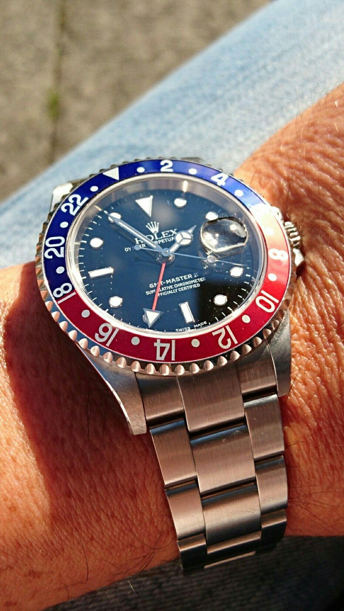 Rolex Gmt Master Ii Pepsi 16710 Rolex Gmt Rolex Gmt Master Ii Rolex Gmt Master