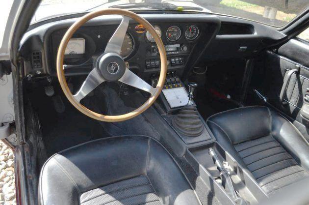 11-Second Quarter Mile? 1970 Opel GT EV
