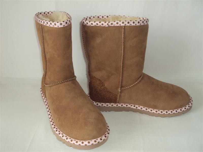 ugg australia classic short boot chestnut