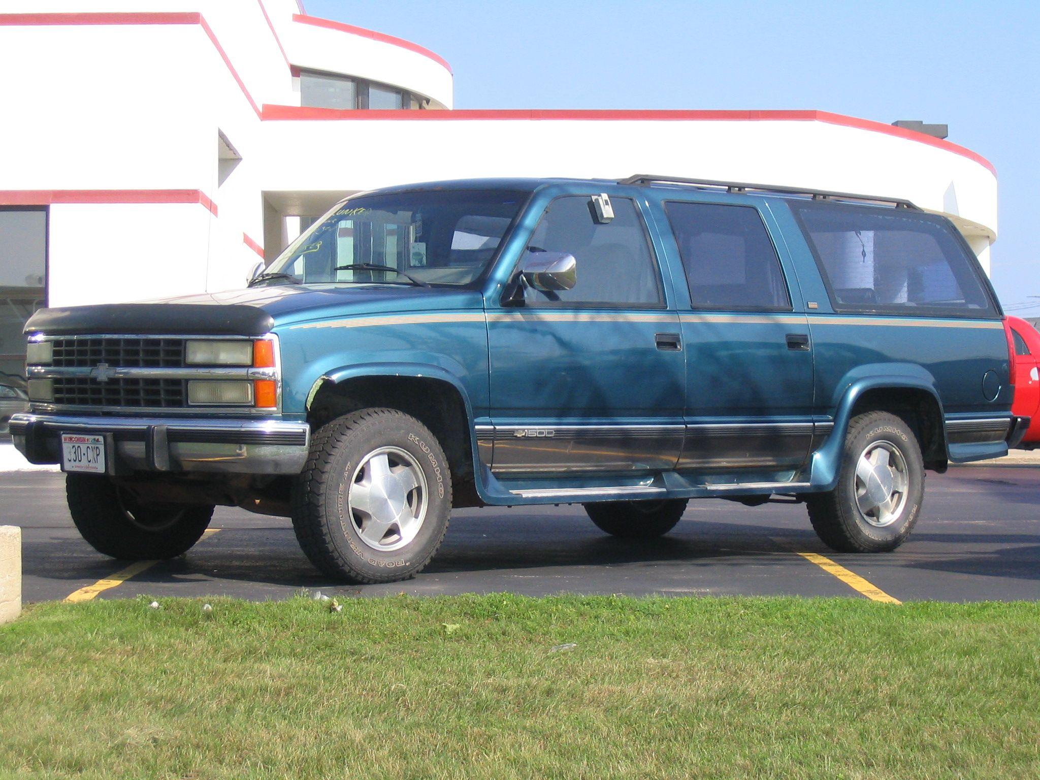 1993 chevrolet suburban blue google search