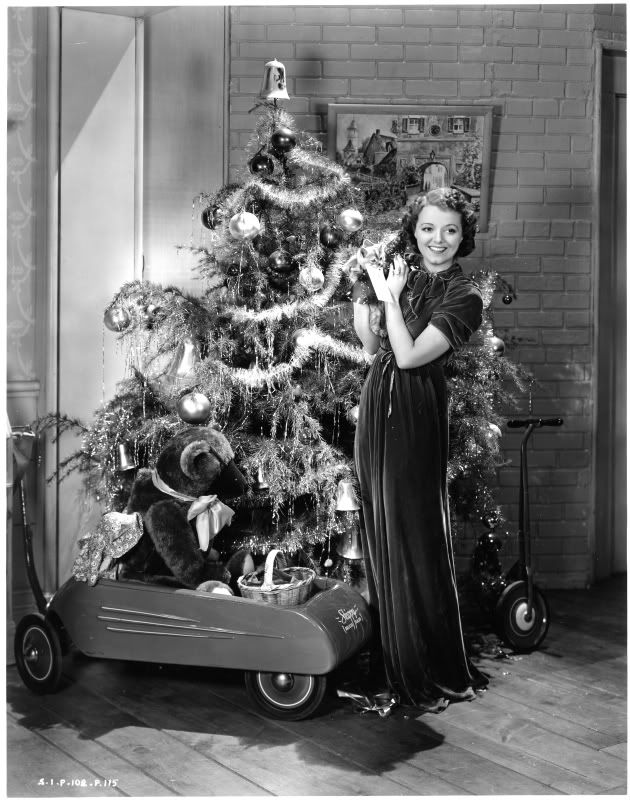 Vintage Clothing Love: Vintage Christmas Trees - 1930's | Vintage ...