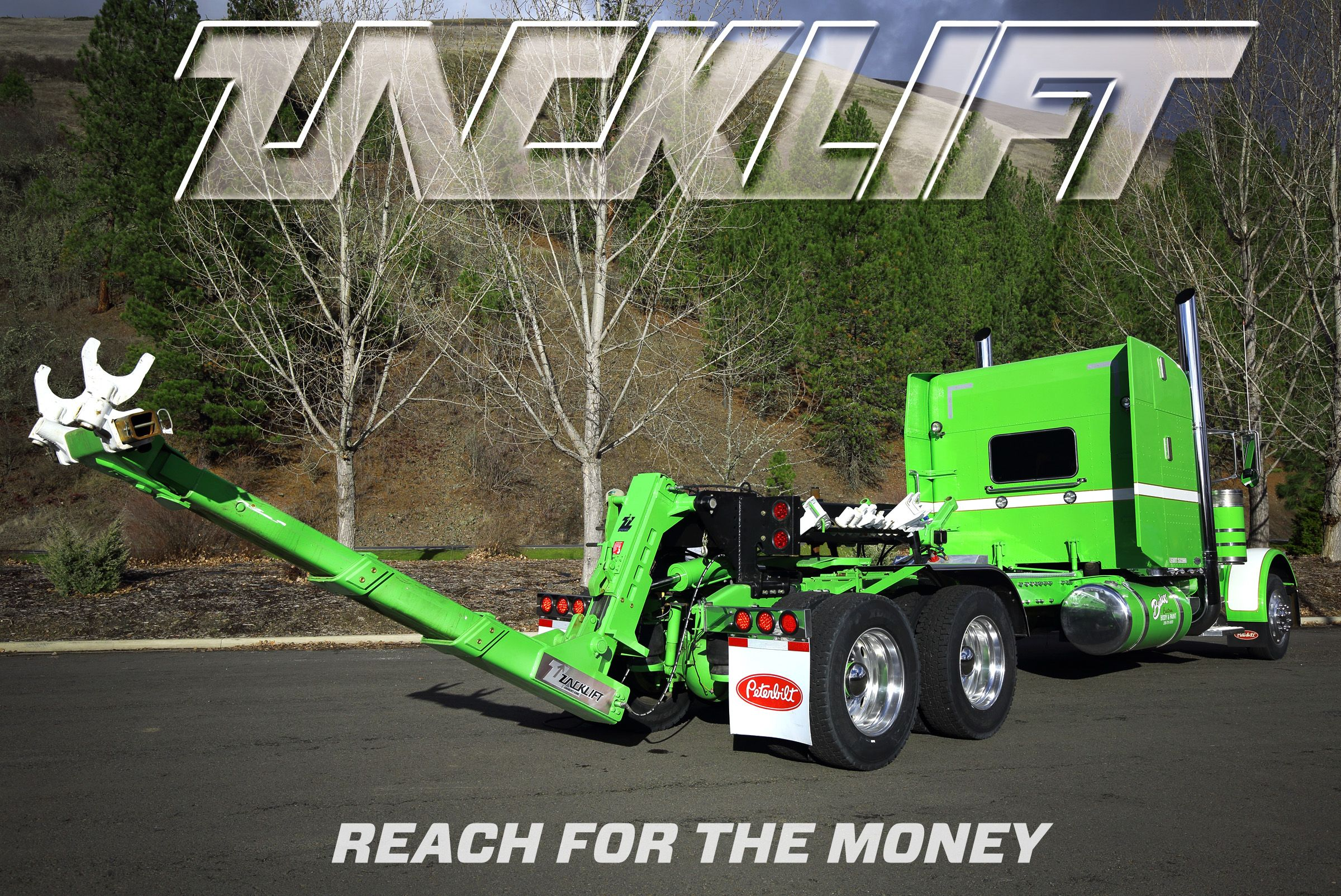 HD Towing Equipment. Drops like a trailer and drives off. Transform ...