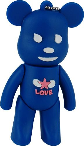 Memoria Mooster  USB 8GB TOONS  blue bear mx 103 #ofertas #regalos #regalar #tienda #madrid #españa