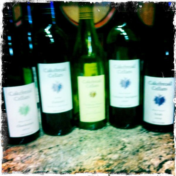 Cakebread my all time favorite!