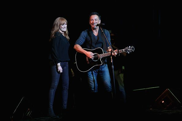 Some people's love of Bruce Springsteen was recently translated into cold-hard cash when The Boss showed up at a charity event in New York City.