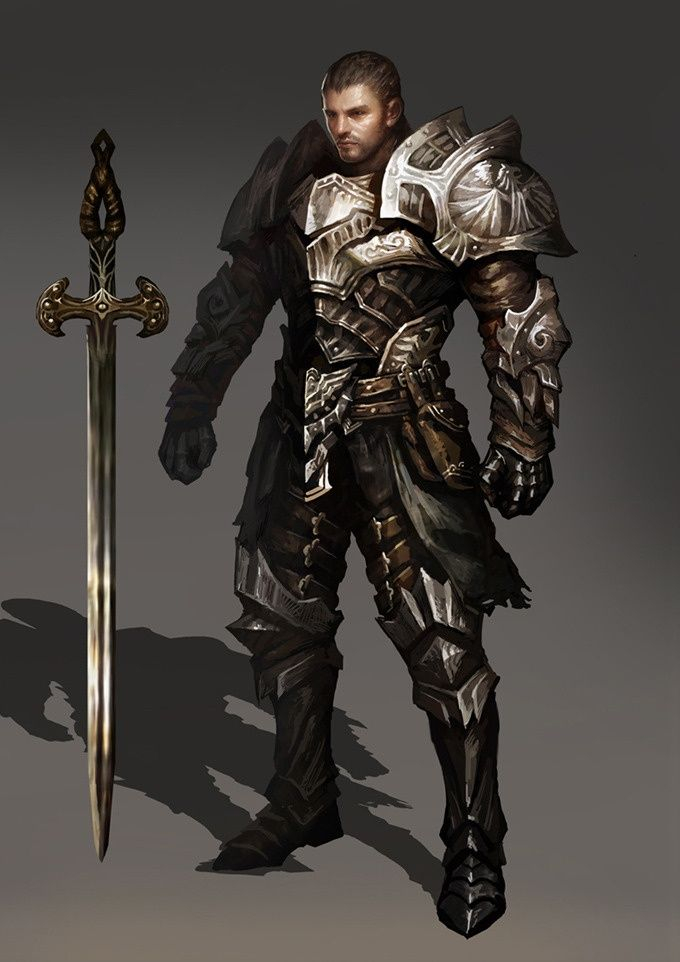 humans forgotten realms - Google Search | Fighters ...