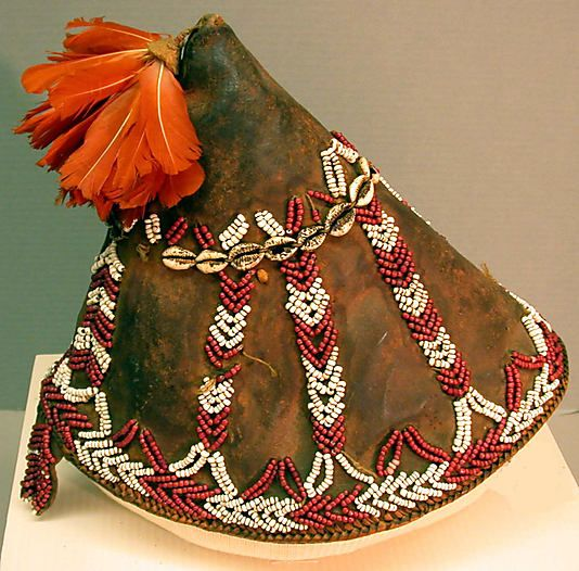 Hat From The Democratic Republic Of Congo