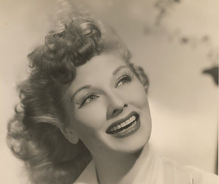 Lucille Ball No Makeup Important People In Lucille Ball
