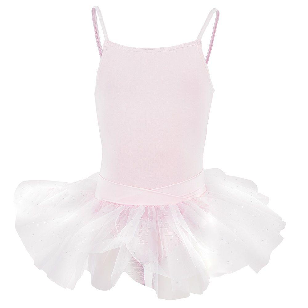 Capezio Big Girls Camisole Tutu Dress