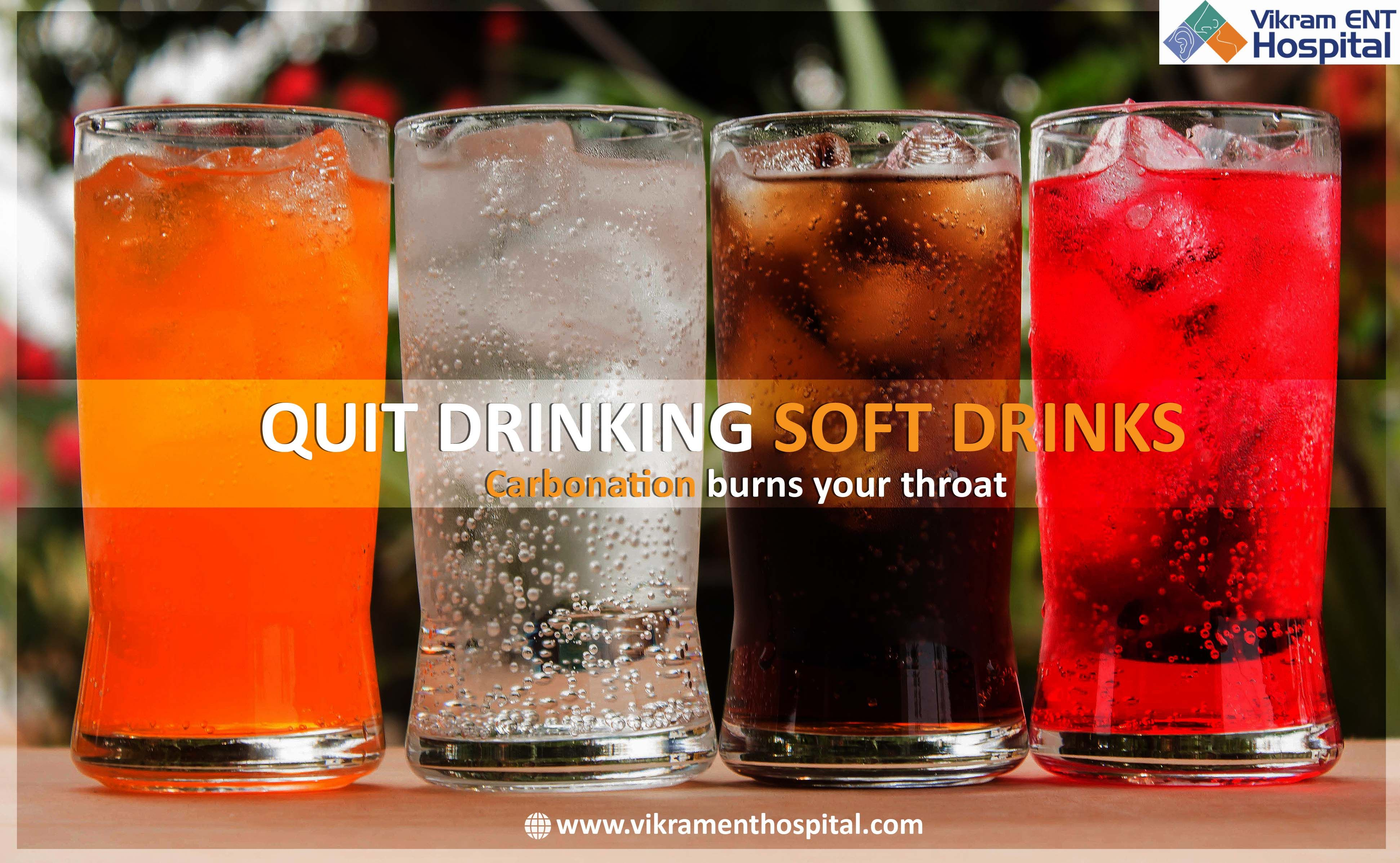Drinking Carbonateddrinks Like Soda Makes Your Mouth Tastes Sour And Causes Tingling Feeling In Your Nose Carbonated Drinks How To Stay Healthy Drinking