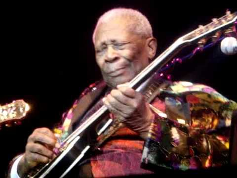 BB King - Why I Sing The Blues - Live 2011