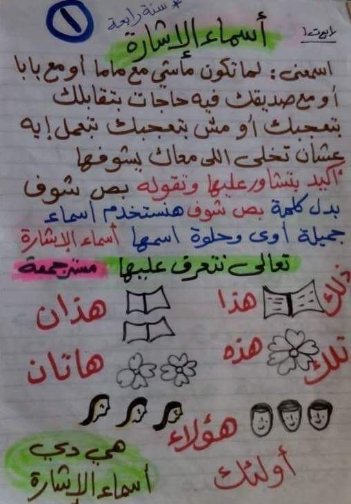 Pin On اللغه العربية
