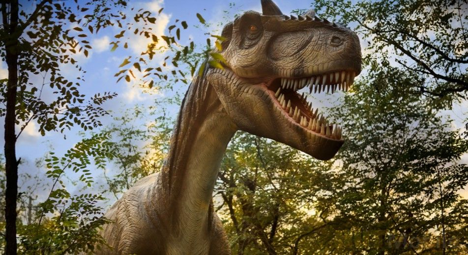 ARDinos in Google search Marvel at TRex and Co. in
