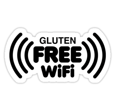 For those of us watching our gluten and like free wifi gluten free wifi