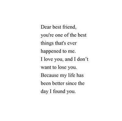 Letters To Your Best Friend - Google Search | Best Friends