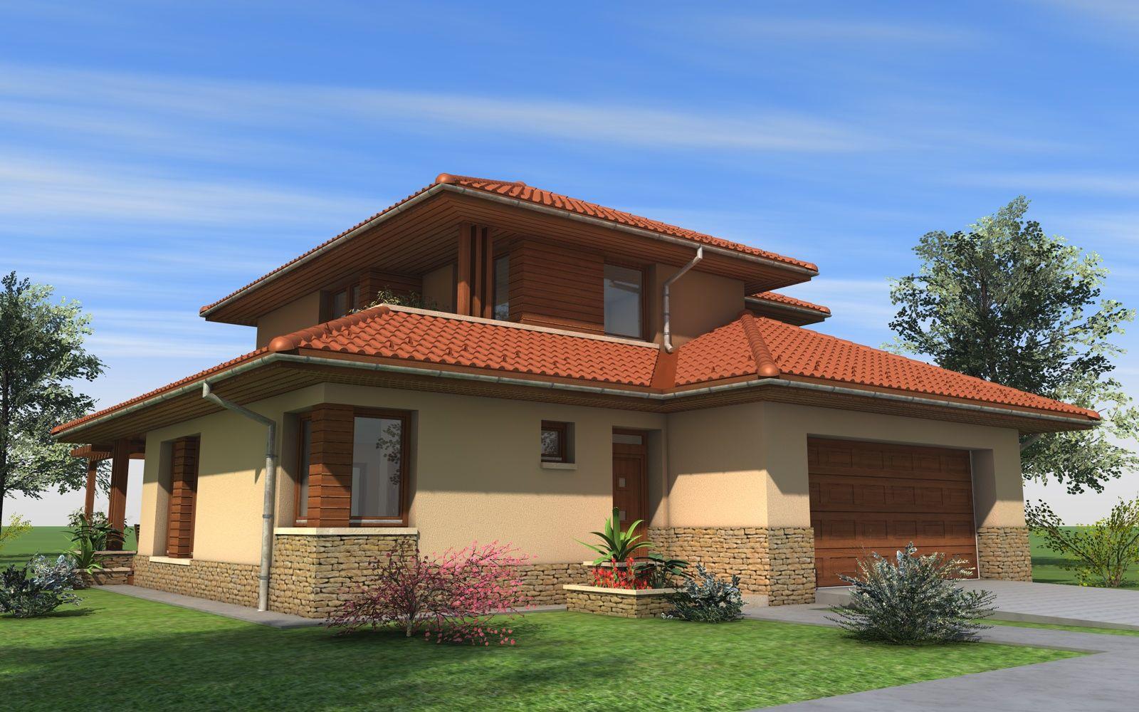 Home design bildergalerie emeletes családi ház  m  proyectos que debo intentar