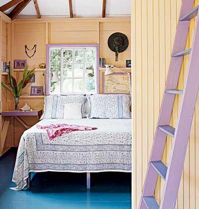 Island-Inspired Bedroom < 50 Beautiful Beach-Inspired Bedrooms ...