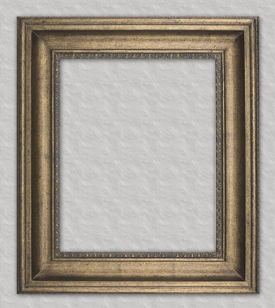 Antique gold readymade frame ready for your favorite
